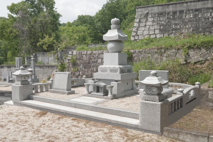 関東型玉垣1
